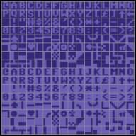 C64 TrueType v1.0/Style screenshot