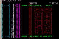 CBMdisk Tools v1.0.0/Style screenshot