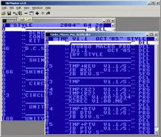 DirMaster v1.0a/Style screenshot