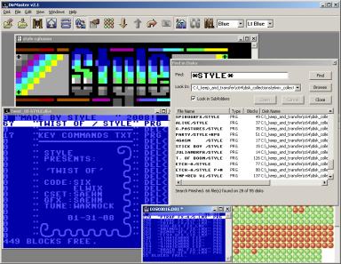 DirMaster v2.1/Style screenshot